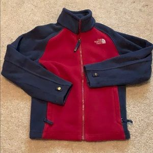 Boys Youth The North Face Fleece Coat